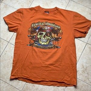 Harley Davidson Pirate T-Shirt